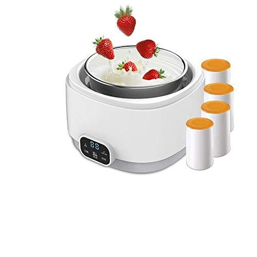 ALYHYB Automática Fabricante de Yogur visualización de la máquina con la Temperatura...
