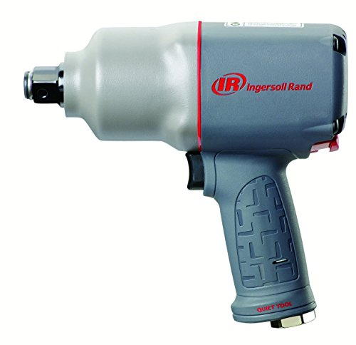 Ingersoll Rand 2145QiMax 3/4-Inch Composite , Quiet ImpactTool,Blue/ Silver,Standard Anvil