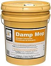 Spartan Damp Mop Floor Cleaner, 5 gal Pail