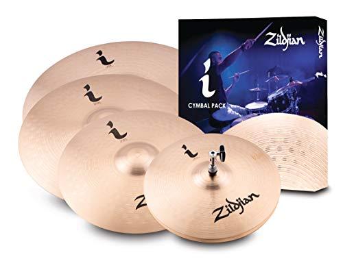 Zildjian I Family Pro Gig Cymbal Pack, 14' pair, 16', 18', 20' (ILHPRO)