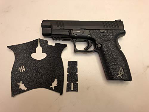 Handleitgrips Springfield XDM 45 Gun Grip Enhancement Gun Parts Kit,...
