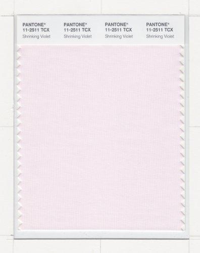 PANTONE Smart 11-2511X Farbmuster-Karte, schrumpfendes Violett