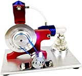 Stirling Engine Generator steam Engine Physics Experiment Popular Science Science Making Invention Toy Model