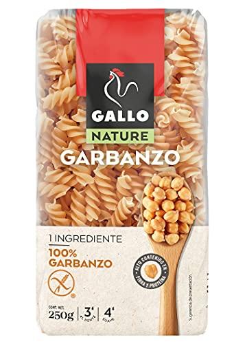 Gallo Nature Pasta Helices Garbanzo, 250g