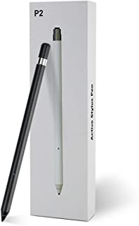 Universal Stylus,[2 in 1 Precision Series] Disc Stylus Touch Screen Pens for All Capacitive Touch Screens Cell Phones, Tablets, Laptops Bundle