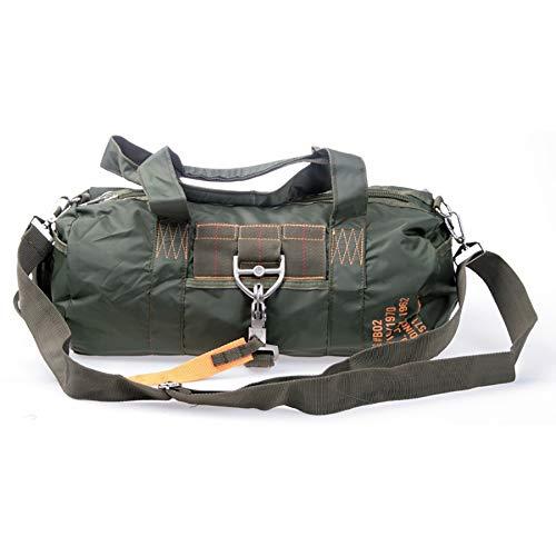 Para Bag 2 - Bolsa, diseño de paracaidista, con mosquetón de desenganche rápido