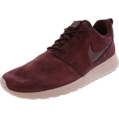 Nike Women's Roshe One Premium Metallic Mahogany/Ankle-High Walking - 8.5M
