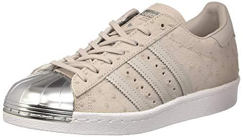 adidas Superstar 80s Metal Toe W Schuhe 9,0 grey/silver