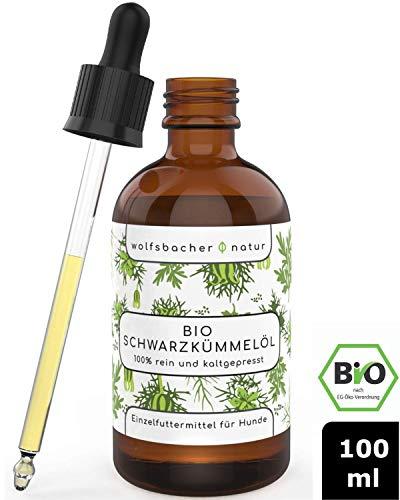 günstig Bio-Schwarzkümmelöl für Hunde aus biologischem Anbau, DE-ÖKO-060,… Vergleich im Deutschland