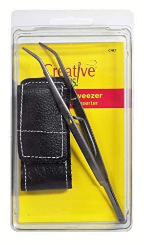 Buy Discount Creative Notions Locking Tweezer with Needle Inserter CNLT