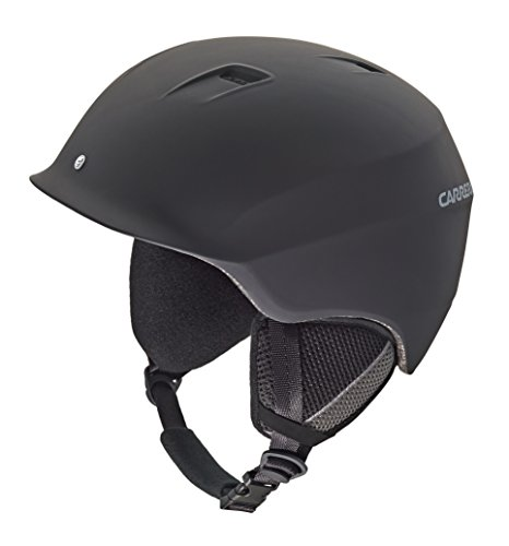 Carrera Damen Skihelm C-lady, Black Matte, 51-54
