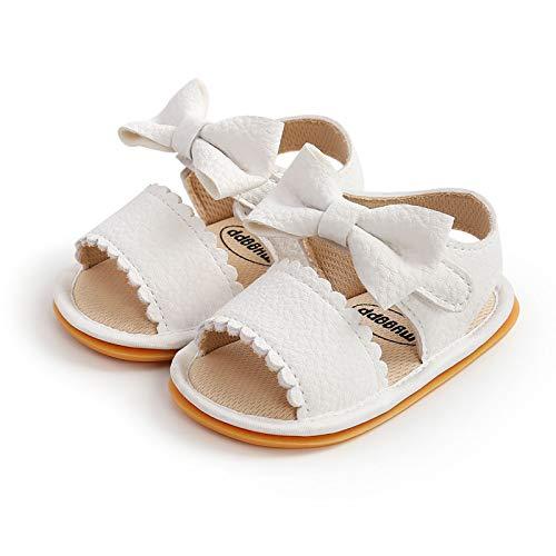 Siyova Baby Girl Zapatos Sandalias Princesa Bowknot ...