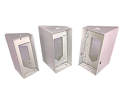 SunStateSpecialties 45 Degree Angle Ring Doorbell Mounting Box (Ring Doorbell PRO, Left Side Mount)
