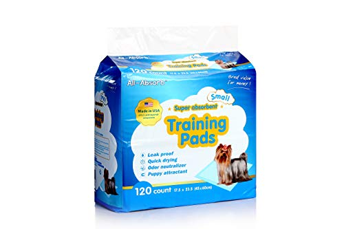 Dog Pads 120 Count