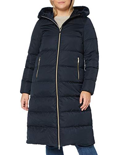 Geox W Tabelya Abrigo de piel sintética para Mujer
