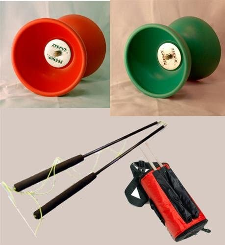 Two Zeekio Typhoon Diabolo Gift - Set Challenge the lowest price of Mail order Japan vary colors
