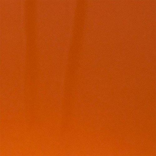 Flex T-Shirt Textil Plotter Folie A4 Metallic Orange Siser E0006