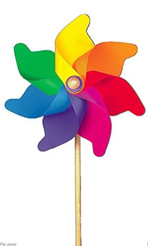 Giobas- Girandola Eco, Multicolore, 3.GO51PPE