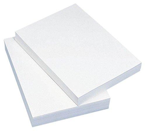 Papel de impresora 2000Bl/A6 blanco