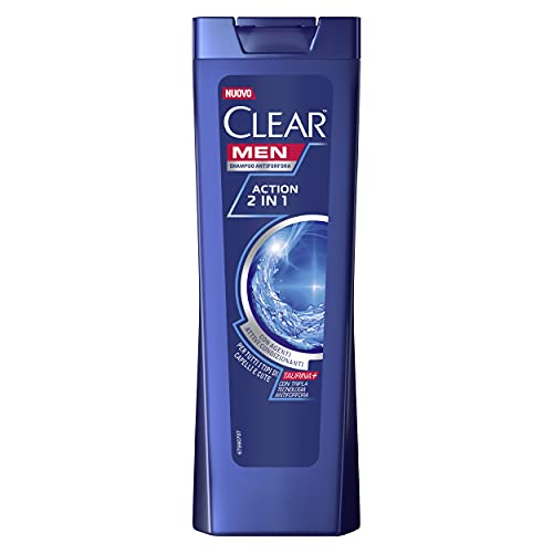 Clear Shampoo Action 2 in1-225 g