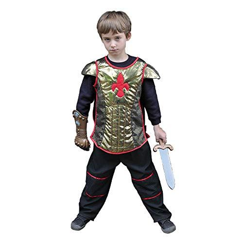 Travis - Déguisement garçon - Déguisement chevalier doré 6/8 ans