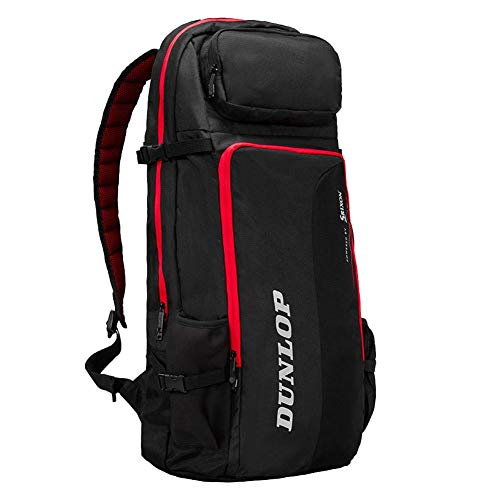 Dunlop 10282322 - Erwachsene CX Performance Long Rucksack , Schwarz / Rot