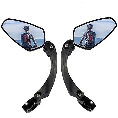 Migliori specchietti retrovisori per manubrio della bicicletta: Quale comperare