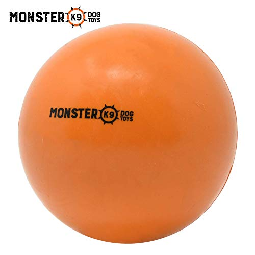 Monster K9 Indestructible Dog Ball
