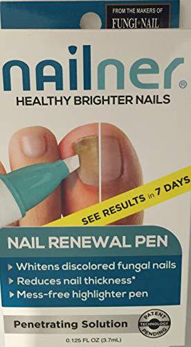 Fungi Nail Brand Nailner Nail Renewal Pen, 0.125 Fluid Ounce by Fungi Nail