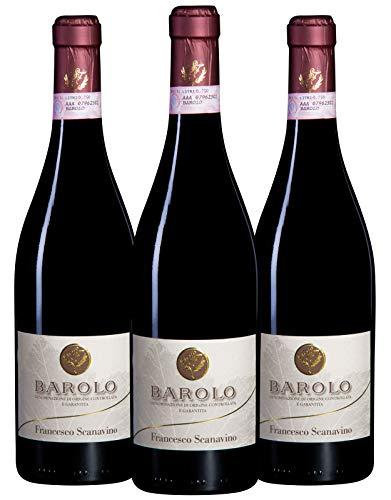 BAROLO DOCG - 3 bottiglie da 750ml