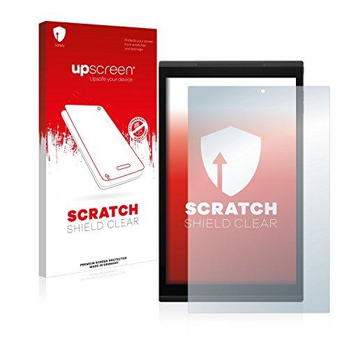 upscreen Schutzfolie kompatibel mit Medion Lifetab X10301 (MD 60348) – Kristallklar, Kratzschutz, Anti-Fingerprint