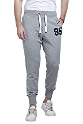 Alan Jones Clothing Mens Cotton Slim Fit Joggers