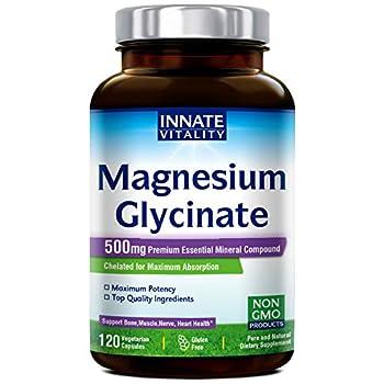 Best best magnesium glycinate Reviews