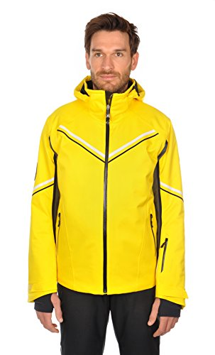 Völkl Performance Wear Herren Skijacke Rush Jacket, Yellow, 46