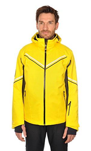 Völkl Performance Wear Herren Skijacke Rush Jacket, Yellow, 46