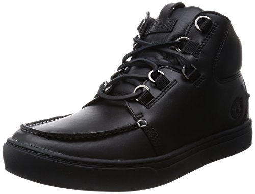 Timberland Earthkeepers Newmarket Moc Toe Boots - Zapatillas con cordones para hombre, color Negro, talla 41 EU Weit