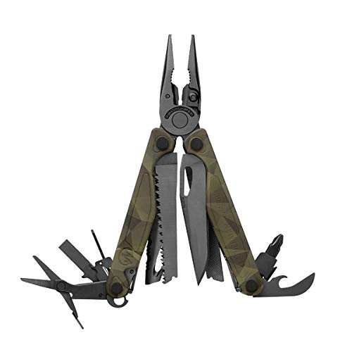 Leatherman 832709 CHARGE PLUS, Edelstahl