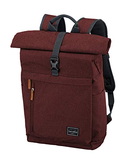 Travelite Hand Luggage Backpack with Laptop Compartment