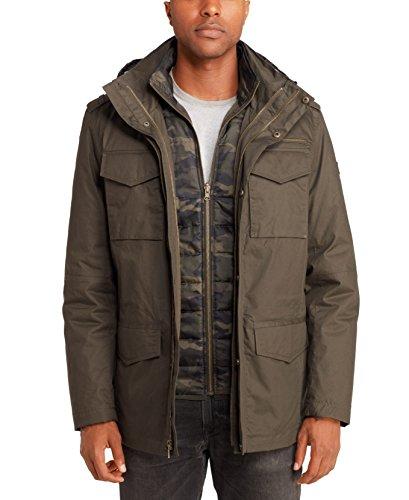 Sean John Men Winter Jacket