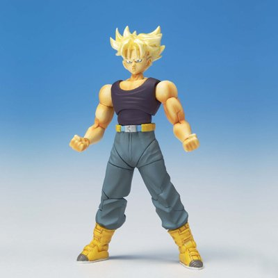 Figurine 'Super Sayan Trunks'
