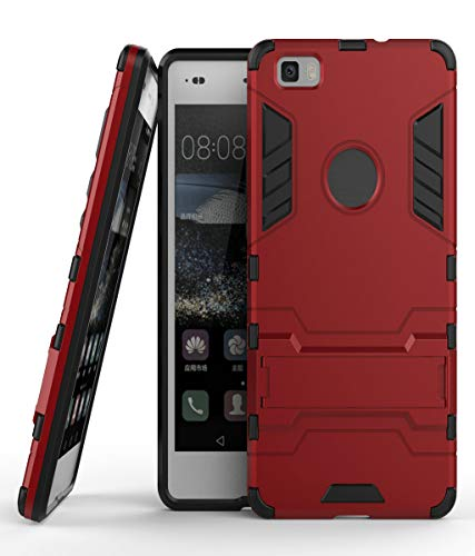 stengh Funda para Huawei P8 Lite ALE-L21 Observation Bracket Case Cover 5
