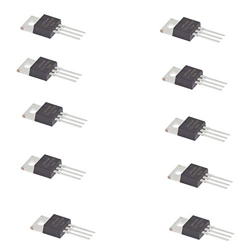 10 pieces 2N7000 N-Channel Transistor Fast Switch MOSFET TO-92 ILS