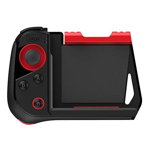 Docooler ipega PG-9121 Handy Gamepad, Drahtloser Controller mit Dem Joystick und Teleskophalter für Android iOS