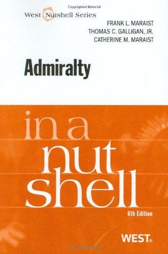 Admiralty in a Nutshell (Nutshells)