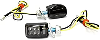 Krator Mini Custom LED Turn Signal Indicator Lights Lamp For Buell Lighting Thunderbolt Cyclone Ulysses Blast