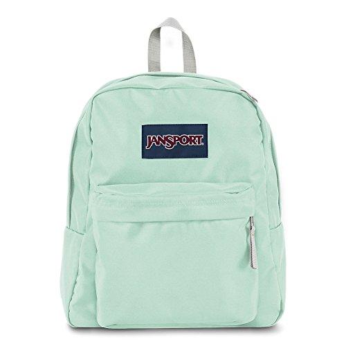 JanSport Spring Break Mini Backpack - Brook Green