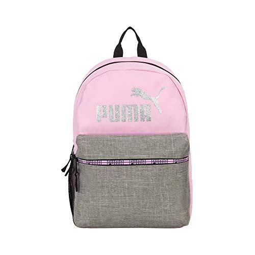PUMA Unisex Kinder Grandslam Rucksack, pink/schwarz (Pink) - PE1169