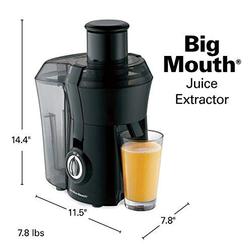 Centrifugal juicer machine by Hamilton Beach