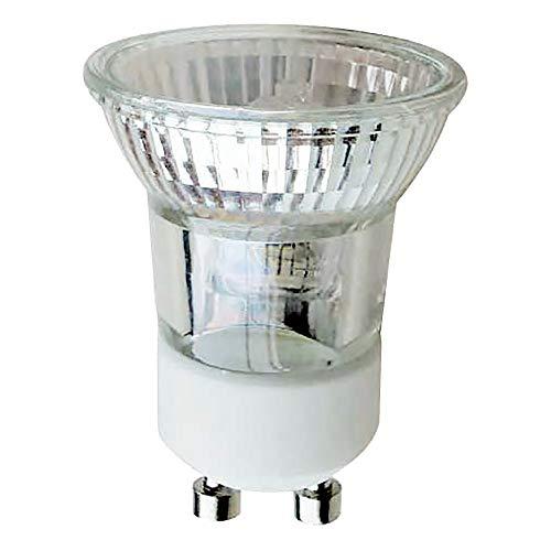 Halogen Reflektor klein GU10 20W MR11 230V flood 30° warmweiß 2700K dimmbar (20 Watt, 1 Stück)