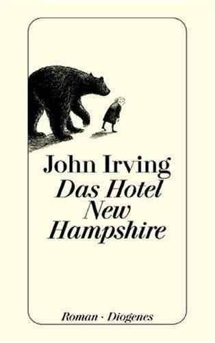 Das Hotel New Hampshire von John Irving (1998) Sondereinband
